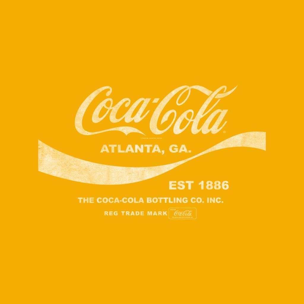 Coca Cola Drink 1886 Women/'s T-Shirt