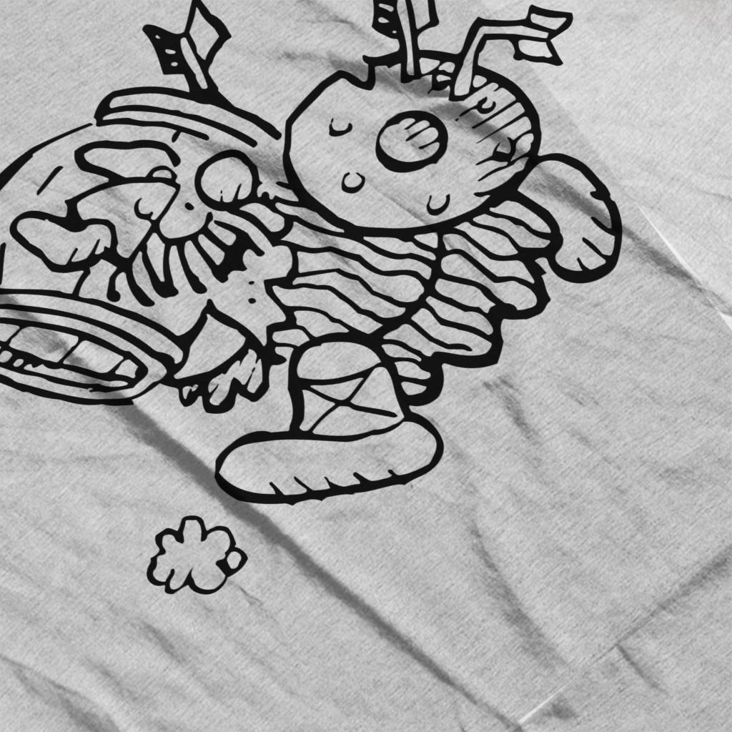 Hagar The Horrible Beer Barrel Run Men/'s T-Shirt