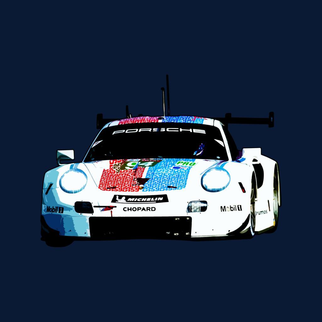 Porsche 911 RSR Muller Jaminet Olsen Kid/'s T-Shirt