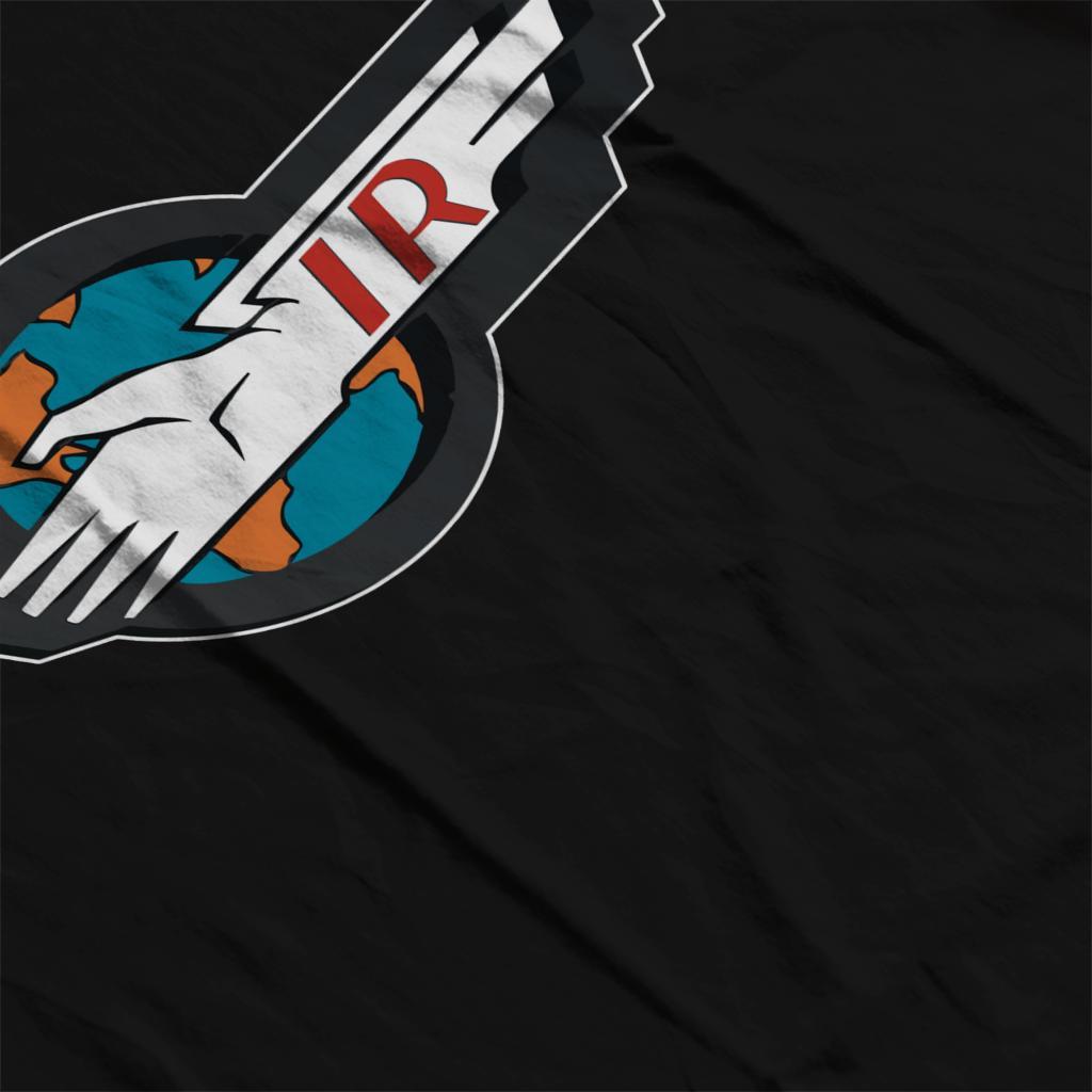 Thunderbirds-IR-Logo-Men-039-s-T-Shirt miniature 10