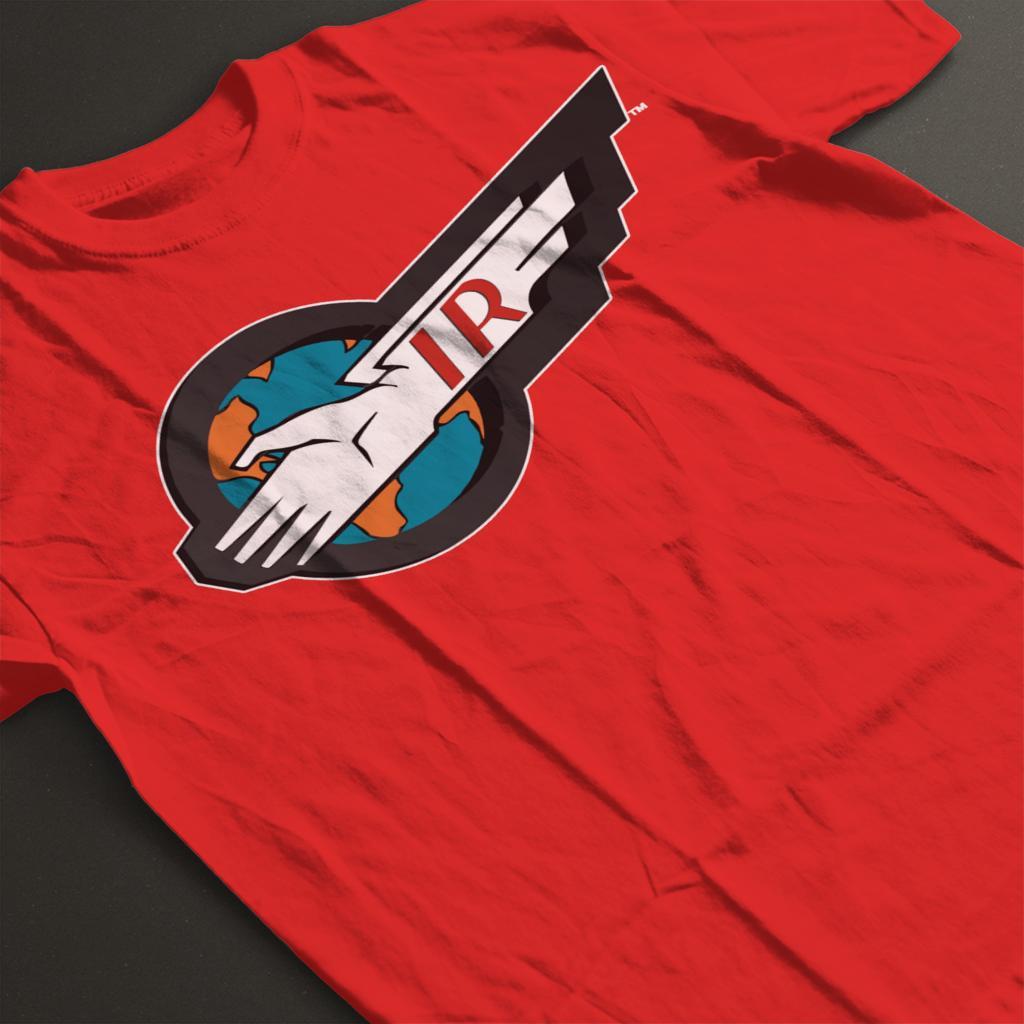 Thunderbirds-IR-Logo-Men-039-s-T-Shirt miniature 19