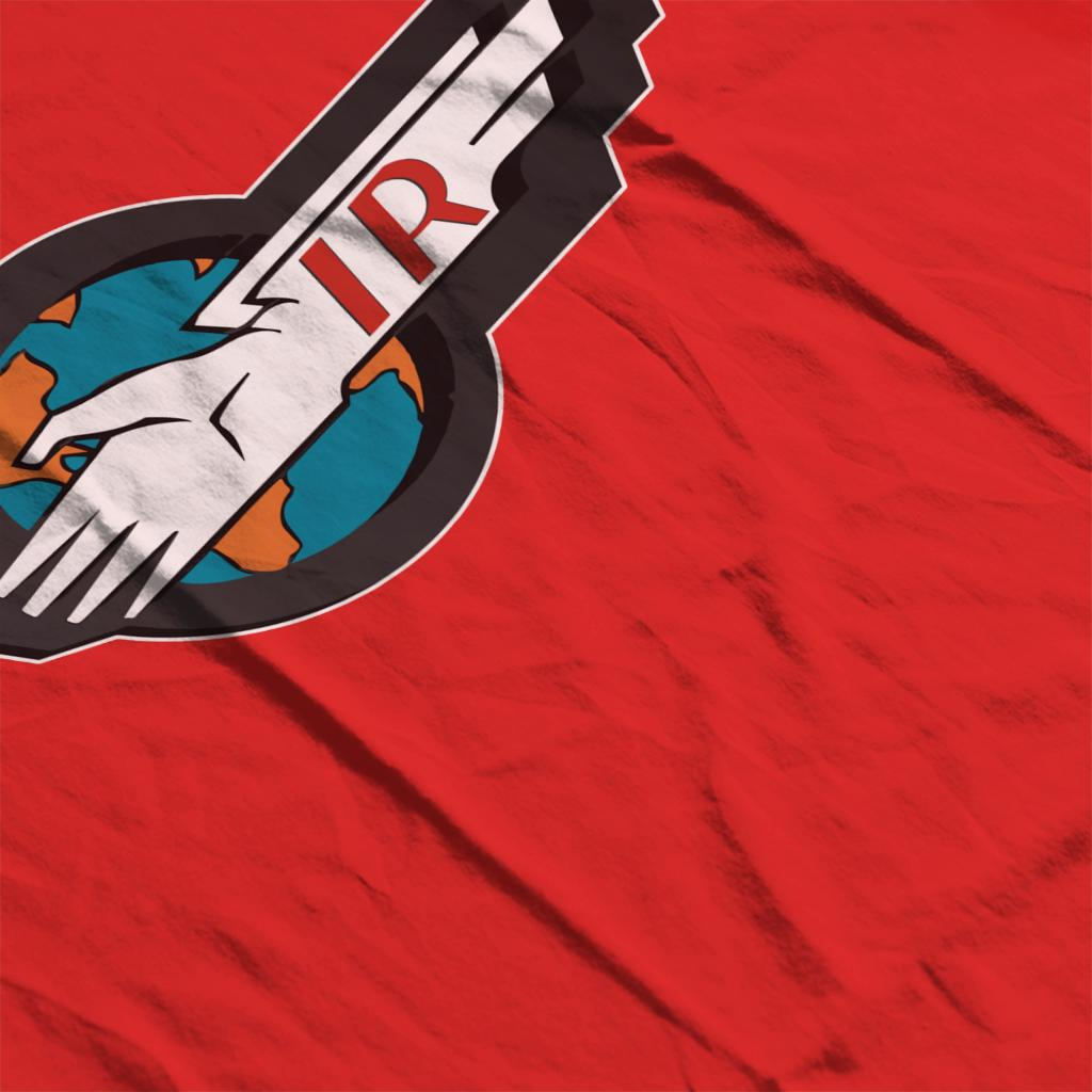 Thunderbirds-IR-Logo-Men-039-s-T-Shirt miniature 20