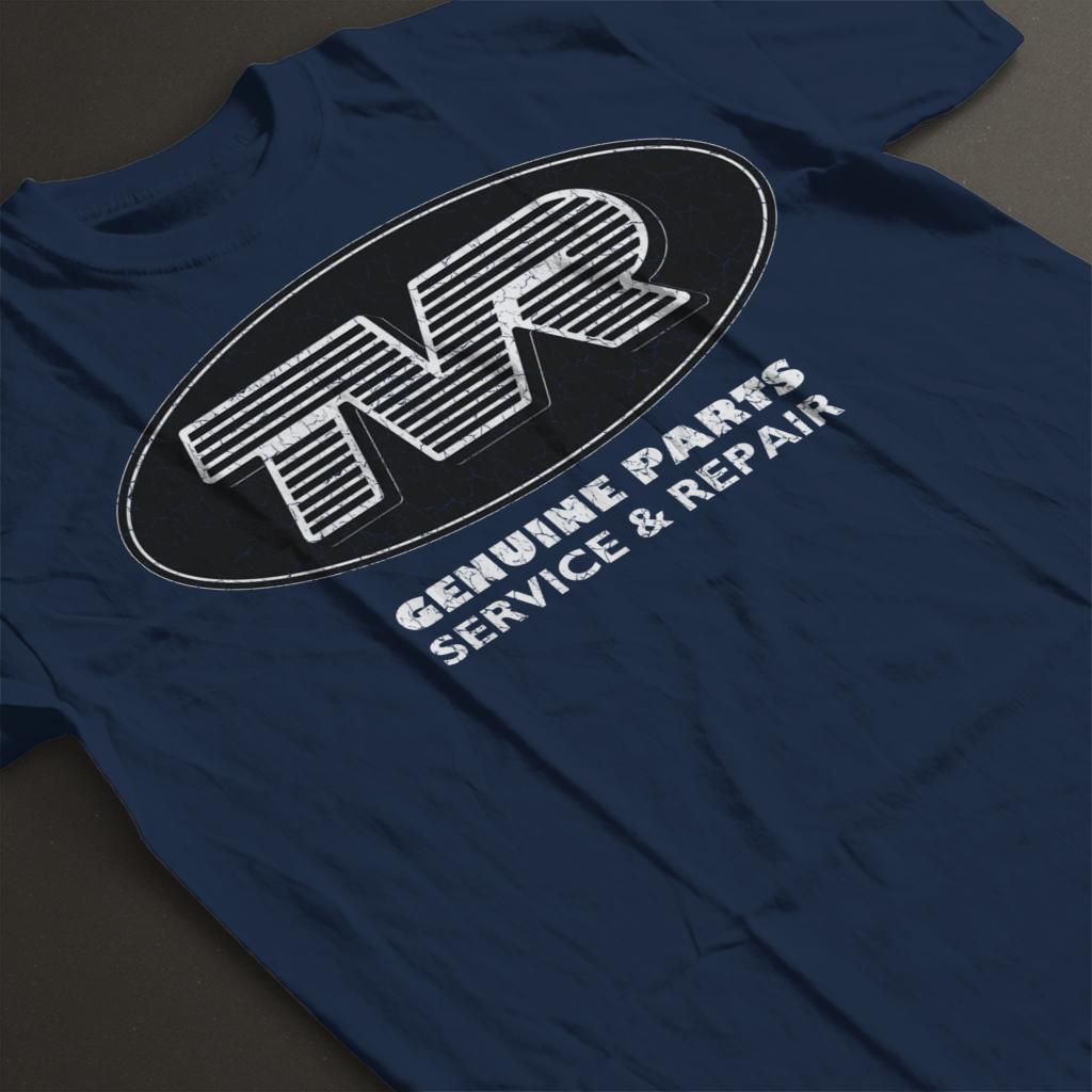 TVR-Genuine-Parts-Men-039-s-T-Shirt miniatuur 9