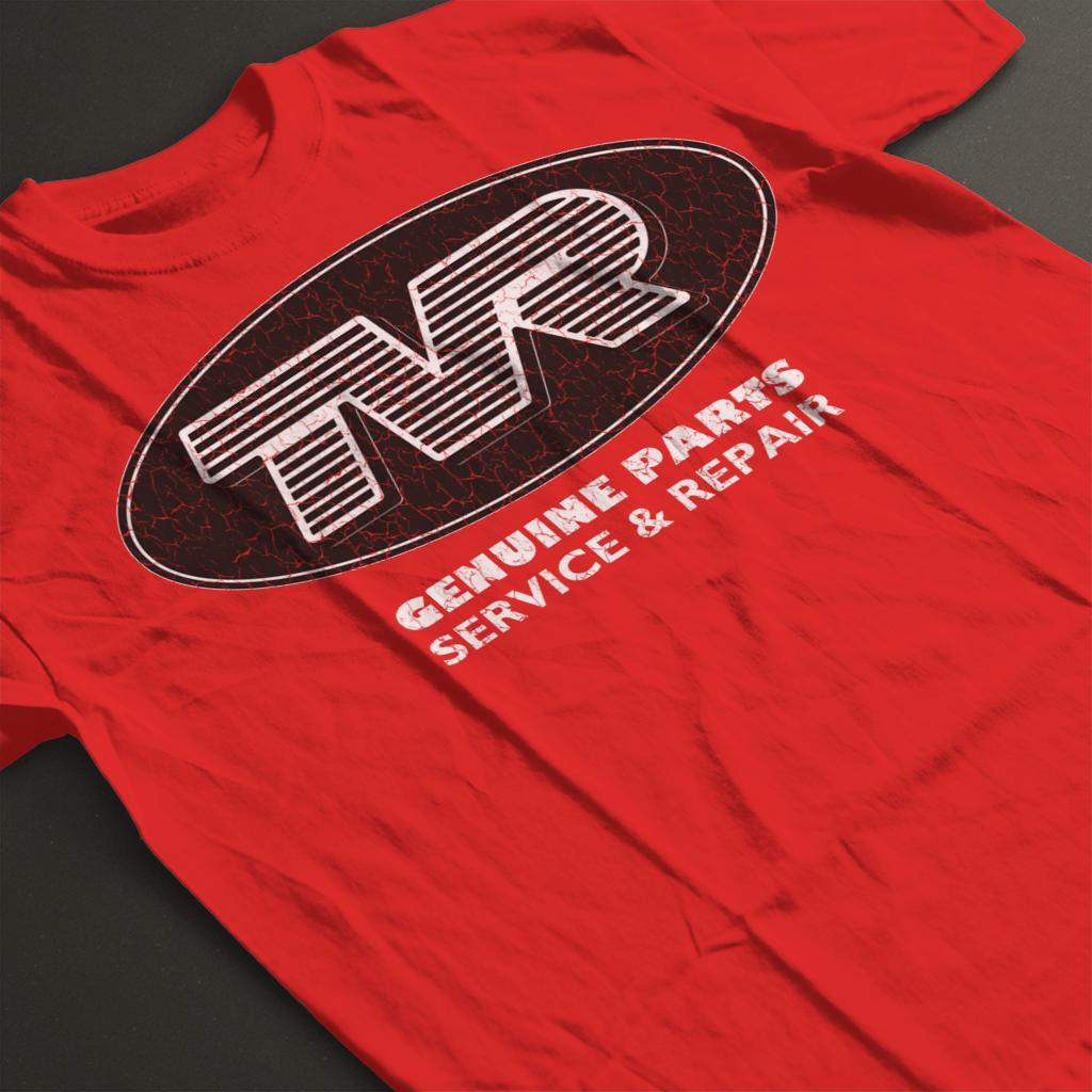 TVR-Genuine-Parts-Men-039-s-T-Shirt miniatuur 14