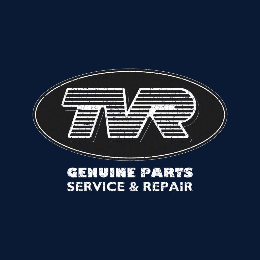 TVR-Genuine-Parts-Men-039-s-T-Shirt miniatuur 7