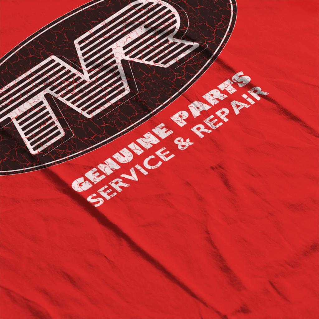 TVR-Genuine-Parts-Men-039-s-T-Shirt miniatuur 15