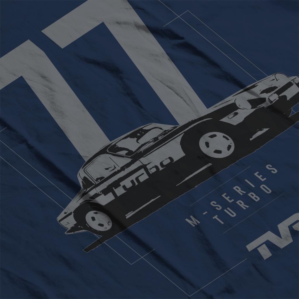 TVR-M-Series-Turbo-Men-039-s-T-Shirt miniatuur 10