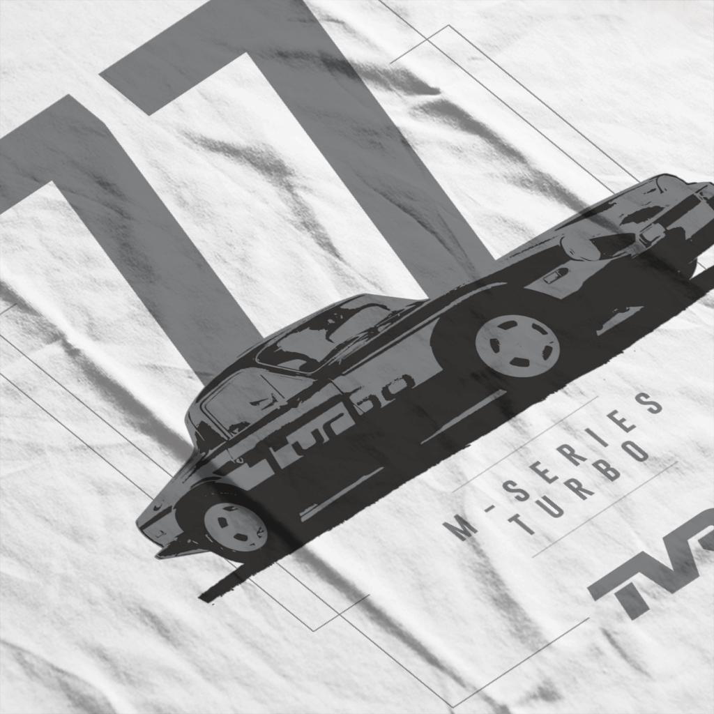 TVR-M-Series-Turbo-Men-039-s-T-Shirt miniatuur 15