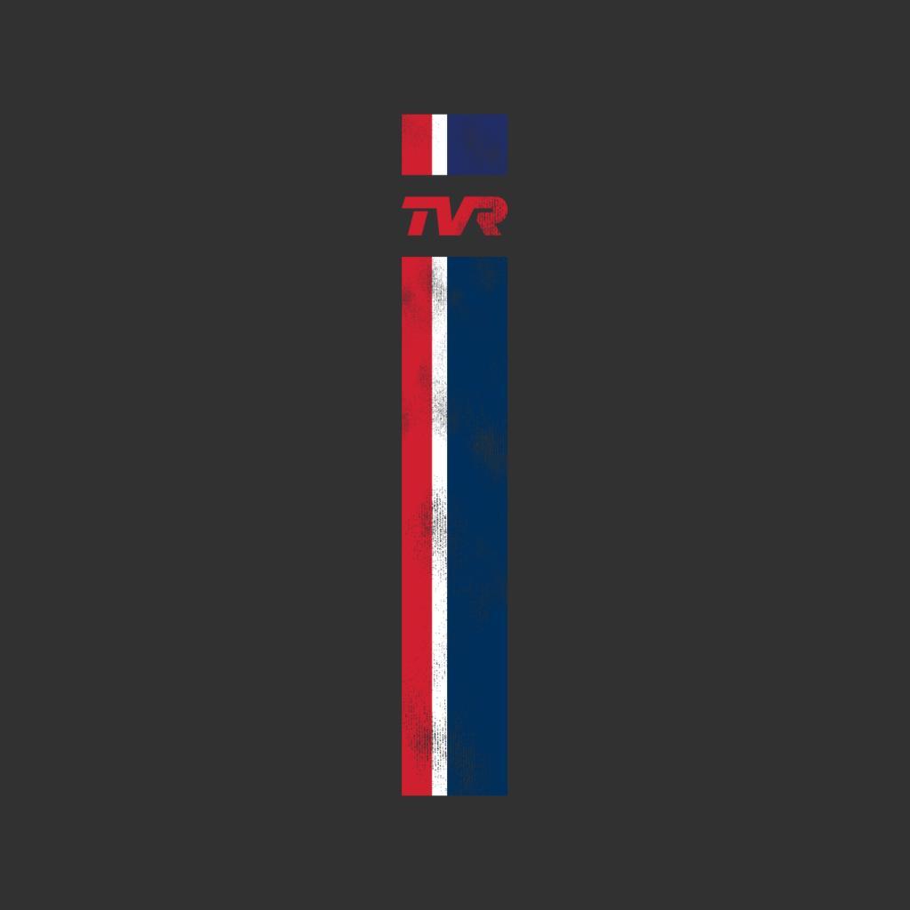 TVR-Logo-Stripes-Men-039-s-T-Shirt miniatuur 12