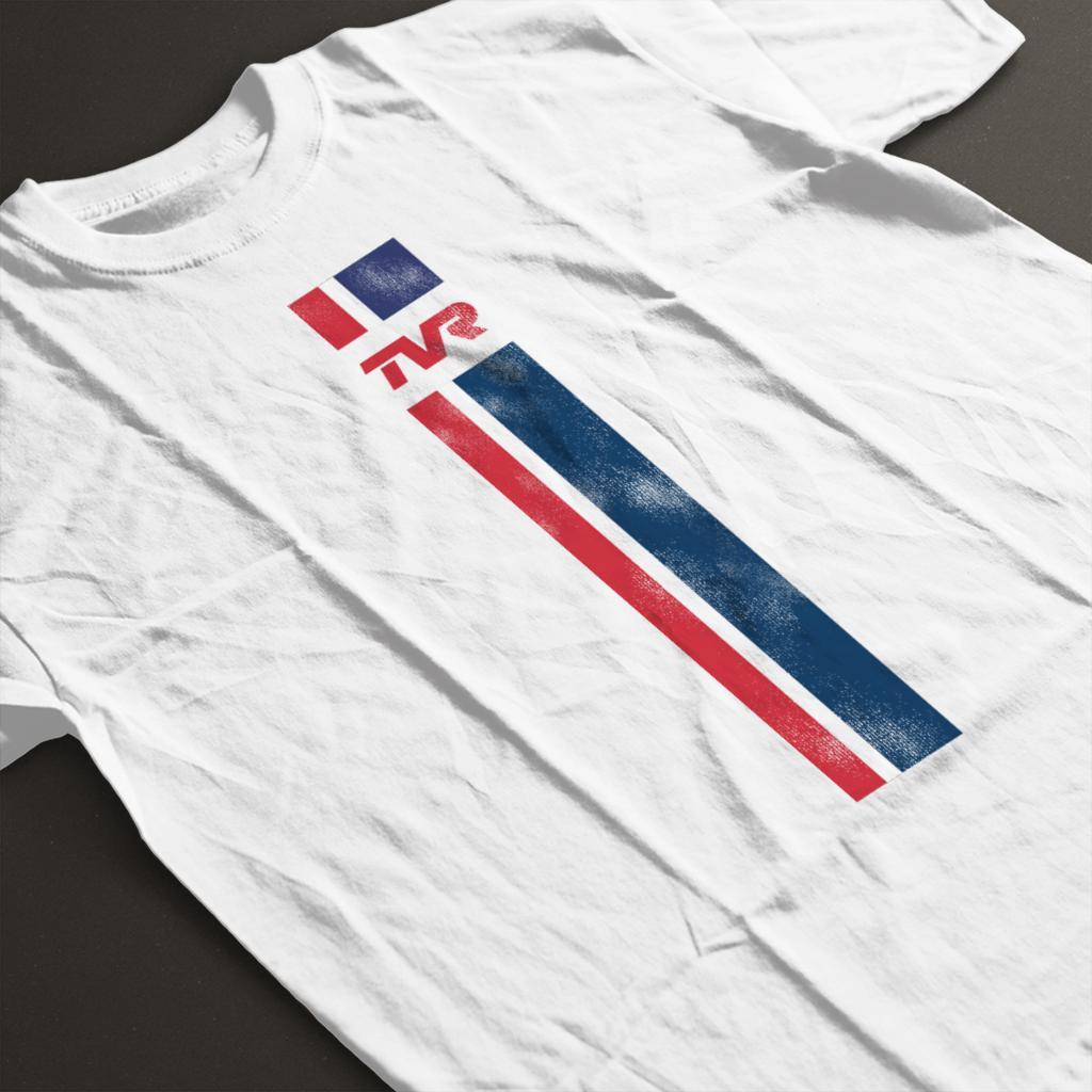 TVR-Logo-Stripes-Men-039-s-T-Shirt miniatuur 19