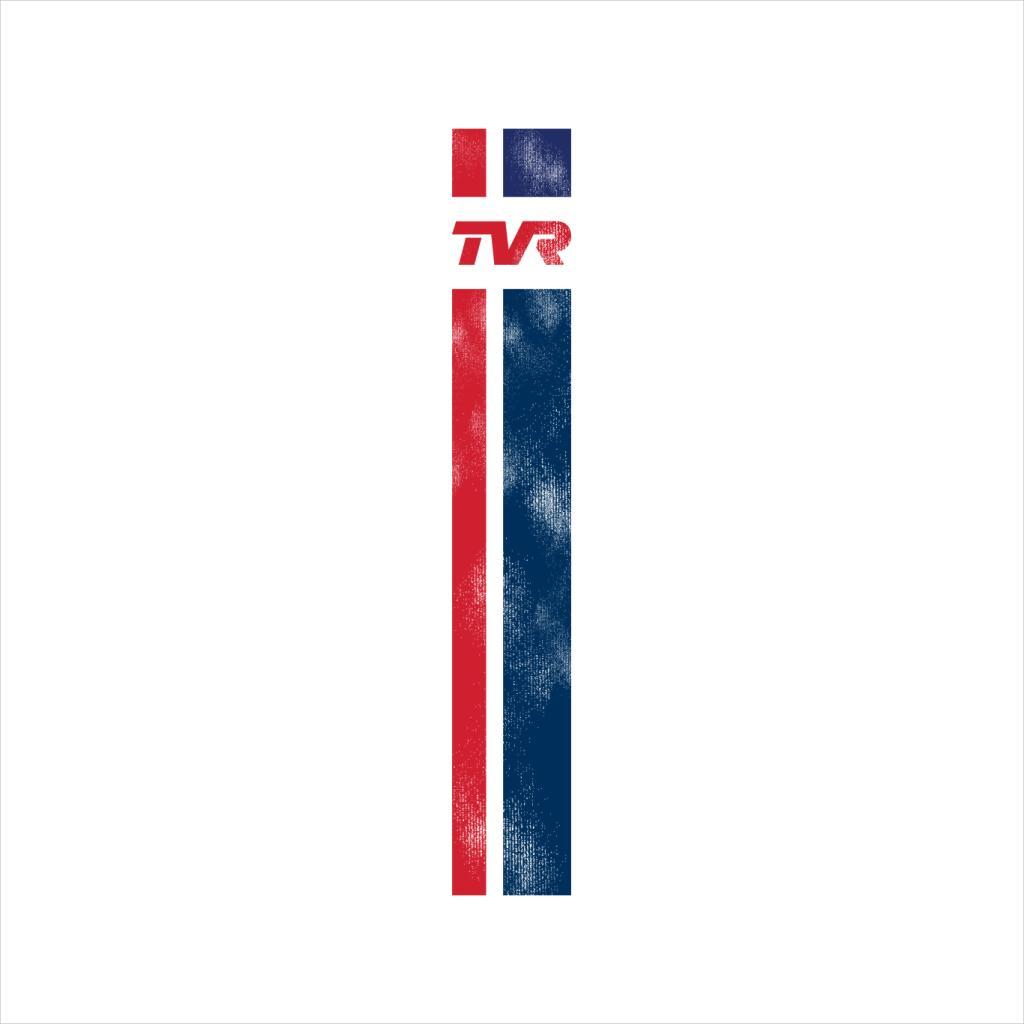 TVR-Logo-Stripes-Men-039-s-T-Shirt miniatuur 17