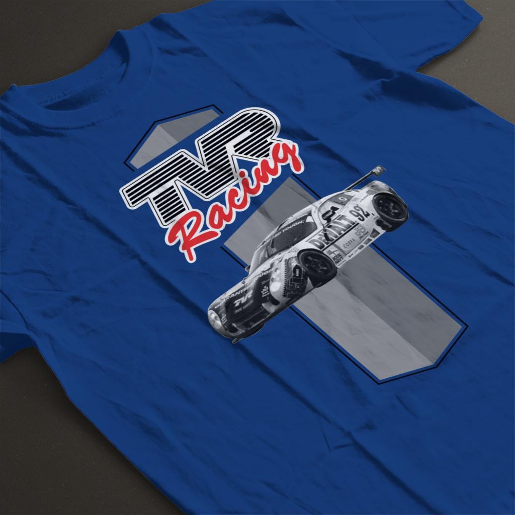 TVR-Racing-GT-Class-Men-039-s-T-Shirt miniatuur 14