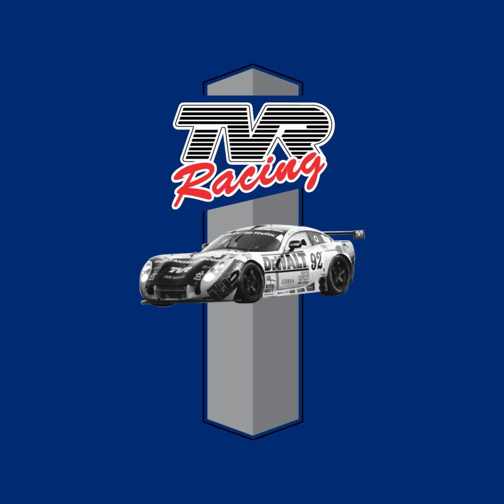 TVR-Racing-GT-Class-Men-039-s-T-Shirt miniatuur 12