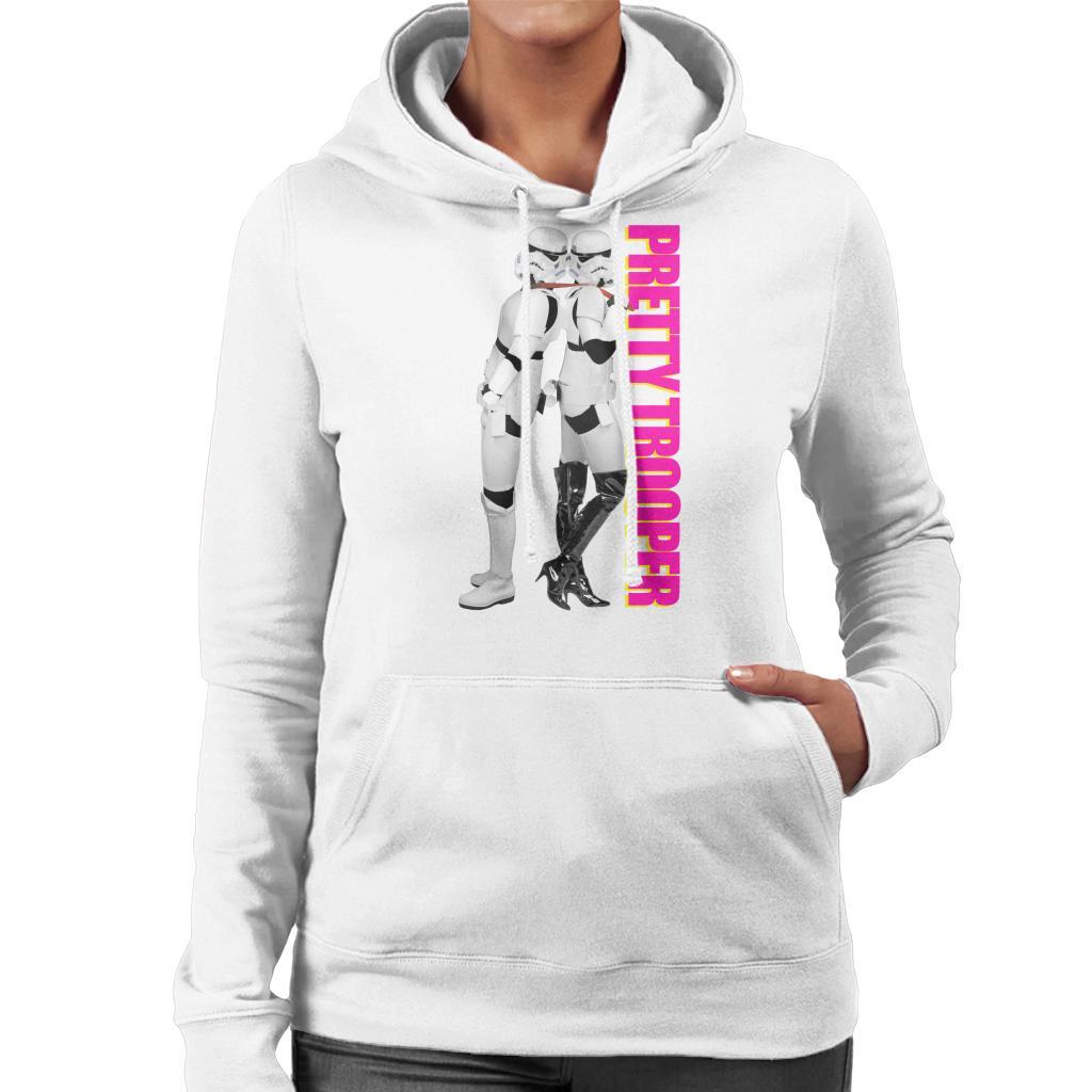Grimmy Potty Animal Mens Hooded Sweatshirt